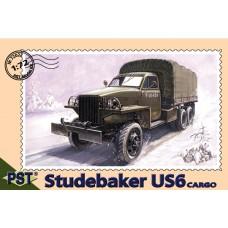 PST 1/72 Американский грузовик Studebaker US 6. № 72022
