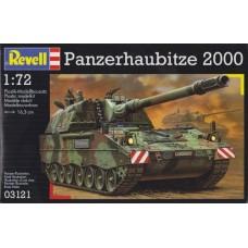 Revell 1/72 Немецкая САУ Panzerhaubitze 2000. № 03121