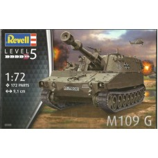 Revell 1/72 Американская САУ M109 G. № 03305