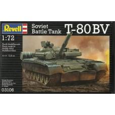 Revell 1/72 Советский основной боевой танк Т-80БB. № REV_03106
