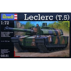 Revell 1:72 Французский основной боевой танк AMX Char Leclerc (T.5). № 03131