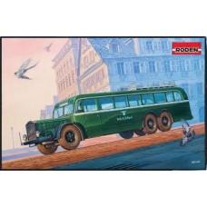 Roden 1/72 Немецкий автобус VOMAG 7 (660) Omnibus. № 729