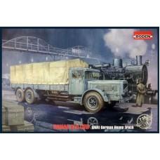 Roden 1:72 Немецкий тяжелый грузовик Vomag 8 LR LKW. № 738