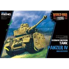 "Meng Model Немецкий средний танк ""Panzer IV"". № WWT-013"