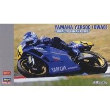 Hasegawa 1/12 Японский мотоцикл Yamaha YZR500 0WA8 Sonauto Yamaha 1989. № HAS_21709