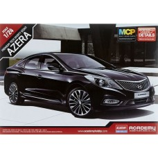 Academy 1:24 Автомобиль Premium Tech Sporty Sedan Azera (Hyundai). № 15121