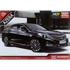 Academy 1/24 Автомобиль Premium Tech Sporty Sedan Azera (Hyundai). № 15121