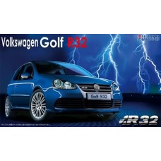 Fujimi 1/24 Автомобиль Volkswagen Golf R32. № RS-2