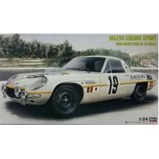 Hasegawa 1/24 Спорткар Mazda Cosmo Sport (1968) Marathon de la Route. № 20274