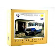 AVD Models 1/43 Советский пригородный автобус КАВЗ-3976 (1989). № 4017KIT