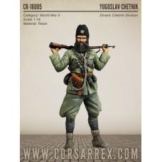 Corsar Rex 1/16 Югославский четник (Динарская дивизия четников). № COR_CR-16005