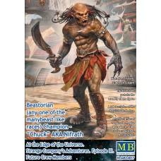 "Master Box 1/24 Бисториан Чемпион - ""Чак"", aka Нифрат. № 24057"
