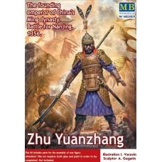 Master Box 1/24  Чжу Юаньчжан. Первый император китайской Империи Мин. Битва за Нанкин, 1356. № 24059