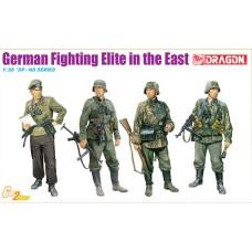 Dragon 1/35 Немецкие войска СС на восточном фронте. № 6692