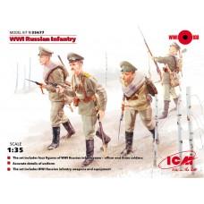 ICM 1/35 Российские солдаты 1914-1918гг. № 35677