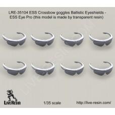 Live Resin 1/35 Тактические очки ESS Eye Pro. № LRE-35104