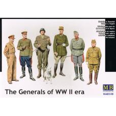 Master Box 1/35 Полководцы Второй Мировой войны. № 35108