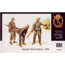 Master Box 1/35 Немецкие охотники на танки, 1944. № 3515