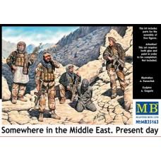 Master Box 1/35 Где-то на Ближнем Востоке. Настоящее время. № 35163