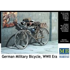 Master Box 1/35 Немецкий военный велосипед Второй мировой войны. № 35165
