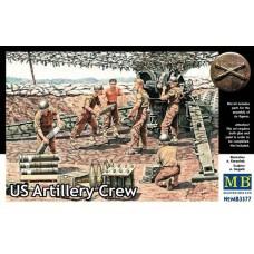 Master Box 1/35 Американский артиллерийский расчёт (Вьетнам 1965-1973). № 3577