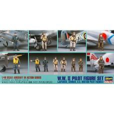 Hasegawa 1/48 Пилоты Второй Мировой Войны . № 36007