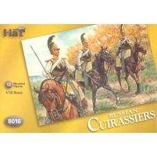 HaT 1/72 Набор солдат: Русские кирасиры, Napoleonic Wars. № 8016
