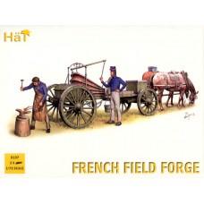 HaT 1/72 Набор солдат: Французские полевые кузницы, Napoleonic Wars. № 8107