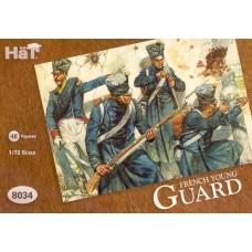 HaT 1/72 Набор солдат: Французская Молодая Гвардия, Napoleonic Wars. № 8034