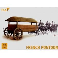 HaT 1/72 Набор солдат: Французские понтоны, Napoleonic Wars. № 8108