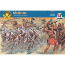 Italeri 1/72 Набор солдат: Гладиаторы, 1 в. до н.э. - 1 в. н.э.. № 6062