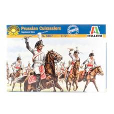 Italeri 1/72 Набор солдат: Прусские кирасиры, Napoleonic Wars. № 6007