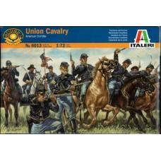 Italeri 1/72 Набор солдат: Кавалерия Союза, Гражданская война в США. № 6013