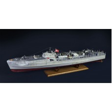 Italeri 1/35 Немецкий торпедный катер Schnellboot Typ S-100, Kriegsmarine S-Boot (PRM edition). № ITA_5603
