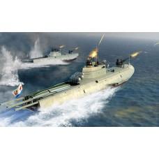 Merit International 1/35 Советский торпедный катер Туполев «Г-5» (G-5). № 63503