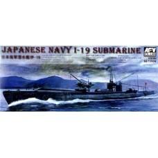 AFV Club 1/350 Японская подводная лодка I-19. № AFV_SE73506