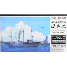 Aoshima 1/350 Японский четырехмачтовый барк «Nippon Maru». № 043134