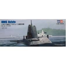 Hobby Boss 1/350 Британская подводная лодка HMS Astute. № 83509