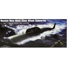 Hobby Boss 1/350 Советская атомная подводная лодка проекта 971 «Щука-Б». № 83525