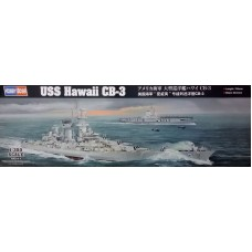 Hobby Boss 1/350 Американский линкор «Hawaii» CB-3. № 86515