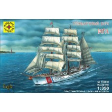 Modelist 1/350 Американский трехмачтовый барк «Eagle». № MST_135036