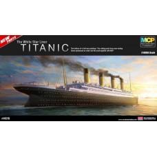 "Academy 1/400 Британский океанский пассажирский лайнер «Титаник» ""The White Star Liner"". № 14215"