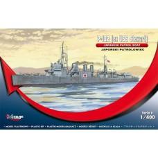 Mirage Hobby 1/400 Патрульный корабль P-102 (ex USS Stewart) Императорского флота Японии. № 400611