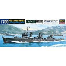 Hasegawa 1/700 Японский эсминец «Asashio». № HAS_43411