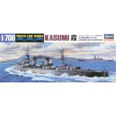 Hasegawa 1:700 Японский эсминец «Kasumi». № 43449
