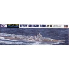 Hasegawa 1/700 Японский тяжелый крейсер «Aoba» (WL347). № HAS_43347