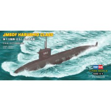 Hobby Boss 1/700 Японская дизель-электрическая подводная лодка JMSDF «Harushioo». № HOB_87018