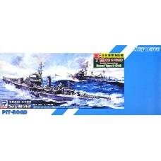 Pit-Road 1/700 Корабли Японского Императорского флота «Tei» (Escort Type D). № PRD_SPW20