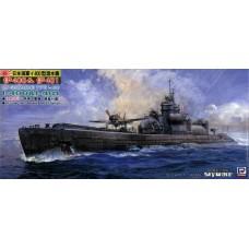 Pit-Road 1/700 Подводные лодки I-400 и I-401 Японского Императорского флота. № PRD_W48
