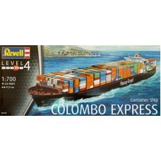 Revell 1/700 Корабль-контейнеровоз «Colombo Express». № REV_05152